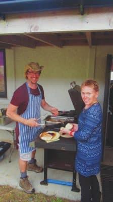 Charity Barbecue Waternish